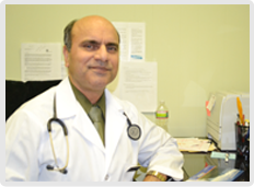 Dr.Syed I Hussain, MD.